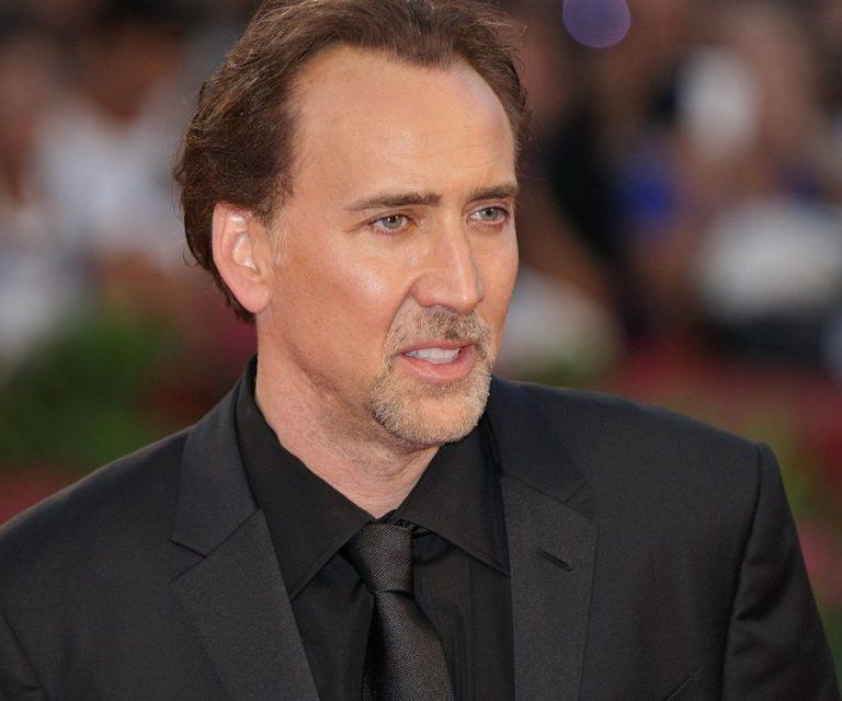 Nicolas Cage Movie Actor